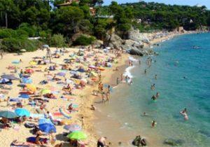 Prachtige camping met zwembad aan de Costa Brava