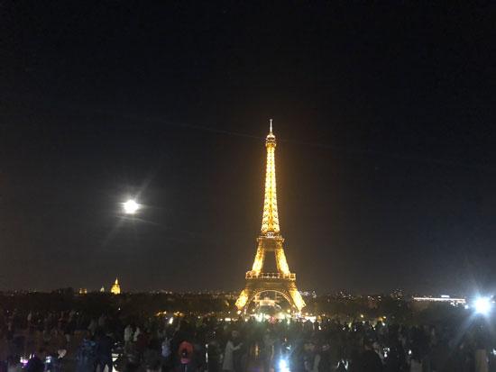 Eiffeltoren ontdekken