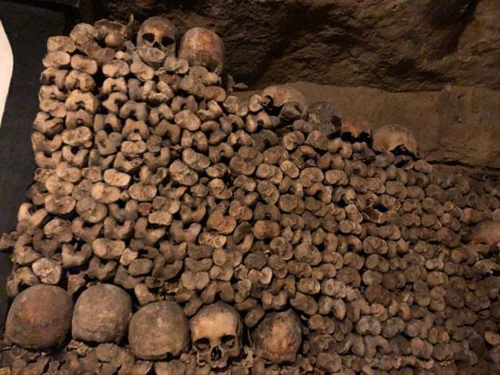 Ontdek de Catacomben van Parijs