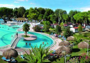 Mooie camping aan de Adriatische Kust met groot zwembad