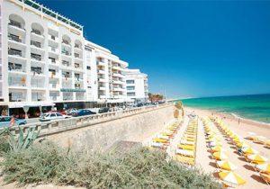 Lekker niksen tijdens strandvakantie in Algarve