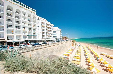 Vakantie Algarve aan het strand