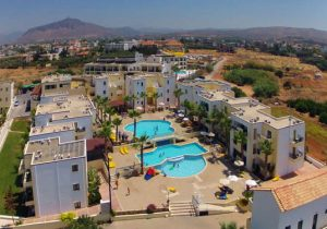 Mooi all-inclusive resort op top locatie in Kreta