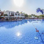 Comfortabel, modern en ruim opgezet 4 -sterren resort op Mallorca