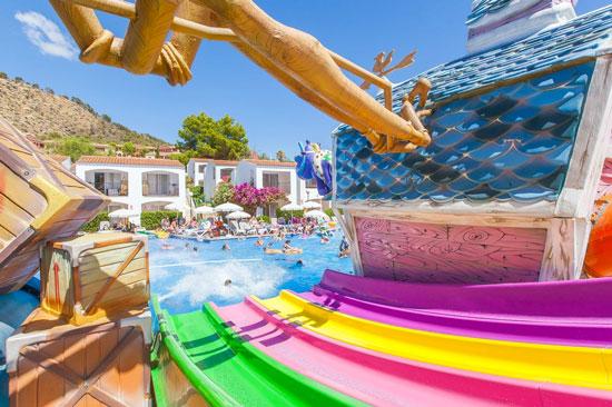 all-inclusive Mallorca met tieners