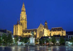 Weekendje weg naar het altijd gezellige Antwerpen