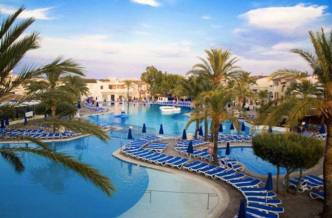 Appartement met zwemparadijs in Mallorca met tieners