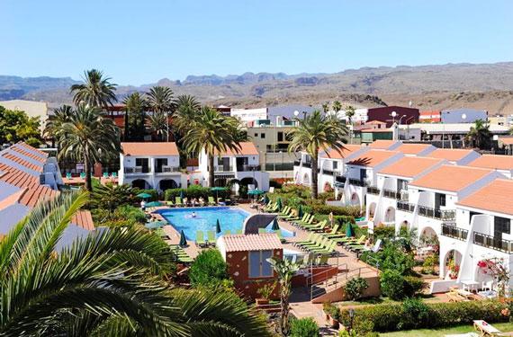Appartement Spanje met zwembad
