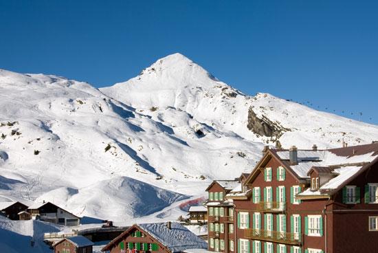 Wintersport in Berner Oberland met oudere jeugd