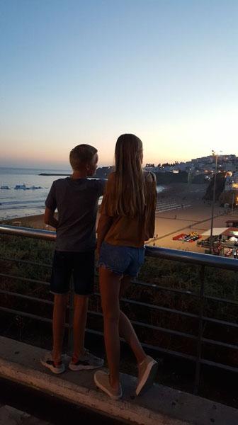 Hotel in Albufeira met tieners