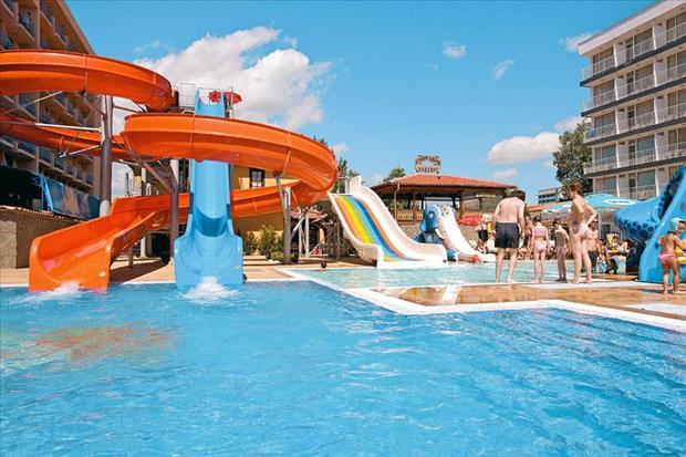Familiehotel Sunny Beach met tieners