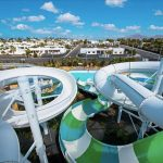 Mooi bungalowpark met groot aquapark op Lanzarote