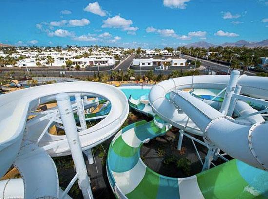 Bungalowpark Lanzarote met tieners