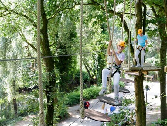Bungalowpark Limburg met tieners