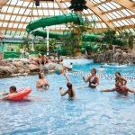 Bungalowpark met subtropisch zwembad in Limburg