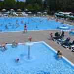 Leuke camping met zwembad aan het strand van de Adriatische Kust