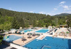 Avontuurlijke, ontspannen vakantie op top camping in de Ardèche
