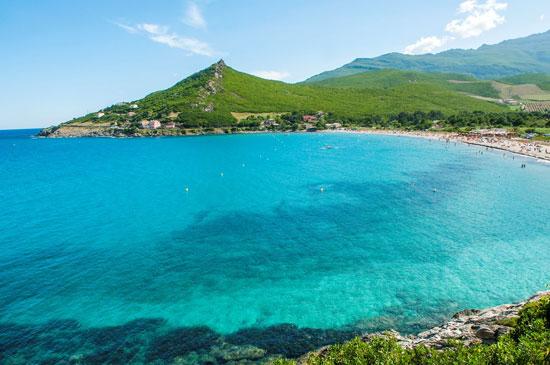 Camping Corsica met tieners