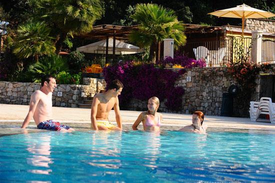 Vakantie Elba met tieners
