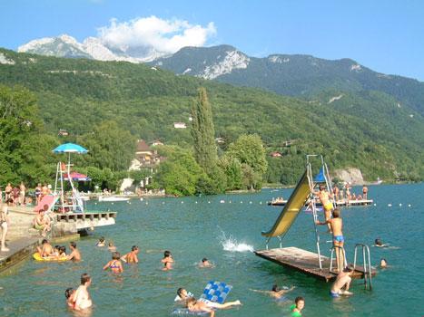 Camping in de Franse Alpen met tieners