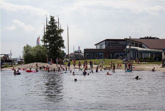 Camping Friesland met tieners