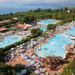 Leuke camping aan het Gardameer met veel zwembaden