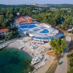 Gezellige familie camping in Kroatië met actief animatieteam