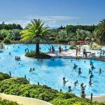 Zonnige camping in Toscane met groot zwembad