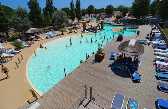 Camping Languedoc-Roussillon met tieners