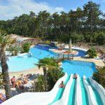 Rustige gelegen camping met zwemparadijs in Les Landes