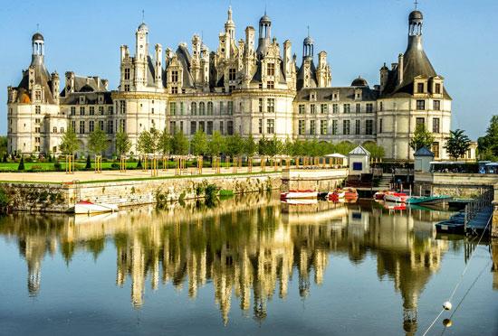 Camping Loire met tieners