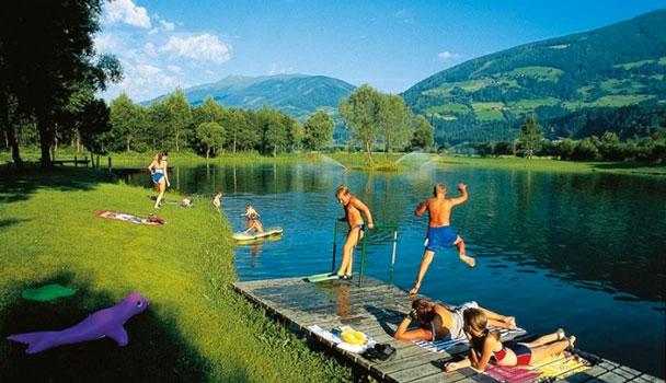 Camping in Oostenrijk met tieners