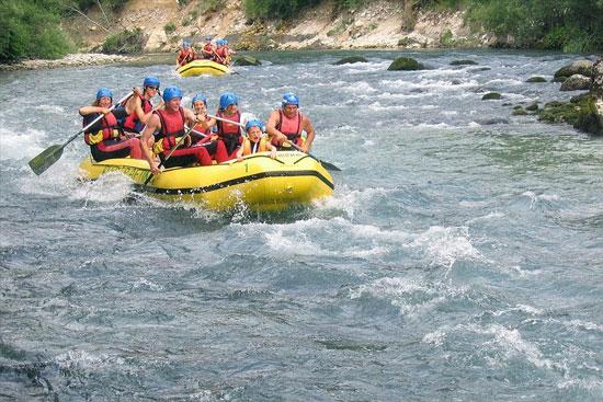 Camping Slovenië met tieners