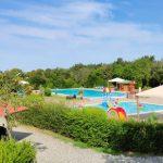 Fijne camping in het prachtige Toscane met drie zwembaden