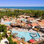 Toffe camping in aan de kust van Zuid-Frankrijk met mooie zwembaden