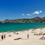 Gezellige camping aan het strand in Argelès-sur-Mer