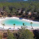 Mooie 4-sterren camping in een groene omgeving bij de Côte d'Azur