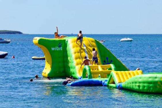 Camping Istrië met zwembad
