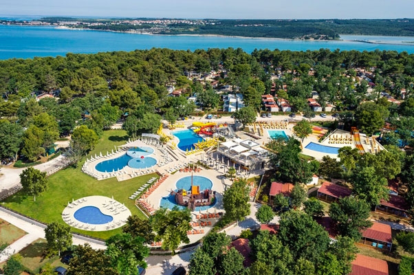 Camping Kroatië met tieners