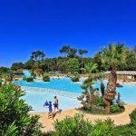 Leuke camping in Frankrijk dichtbij zee met groot zwembad