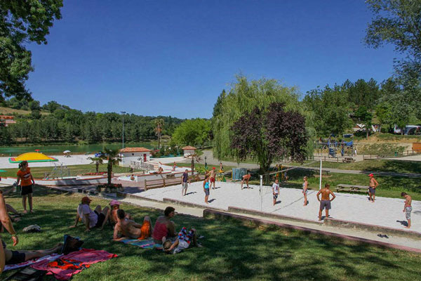 Leuke camping midden-Frankrijk met tieners