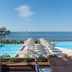 Veelzijdig vakantiepark direct gelegen aan de Kroatische kust