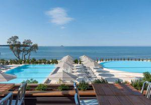 Veelzijdig vakantiepark direct gelegen aan de Kroatische kust!