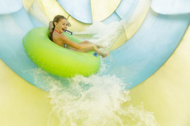 Aqua Mundo voor genoeg zwemplezier