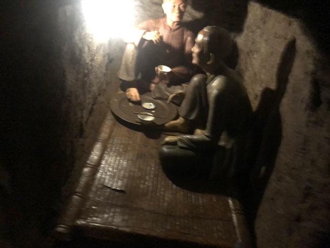 Chi Chu Tunnels of Vinc Moc tunnels