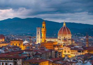 Ontdek Florence tijdens leuke citytrip vanuit hotel met zwembad