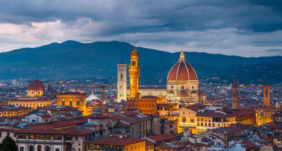 Citytrip Florence met tieners