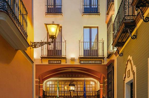 Citytrip Sevilla met tieners