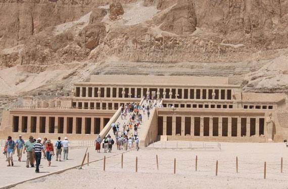 Cruise Egypte met tieners