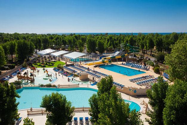 Top camping in Frankrijk met aquapark